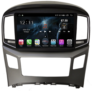 Farcar H586R (S400) с DSP + 4G SIM для Hyundai H1 Starex II 2015-2020 на Android 10.0