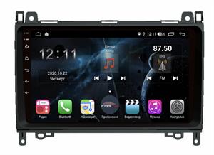 Farcar H068R (S400) с DSP + 4G SIM для Mercedes A-klasse (W169) 2004-2012, B-klasse (W245) 2005-2011, Vito ll (W639) 2006-2014, Vito III (W447) 2014-2020, Viano ll (W639) 2006-2014, Sprinter на Android 10.0