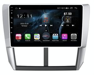 Farcar H062R (S400) с DSP + 4G SIM для Subaru Forester III, Impreza III 2007-2013 на Android 10.0