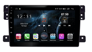 Farcar H053R (S400) с DSP + 4G SIM для Suzuki Vitara 2005-2015 на Android 10.0