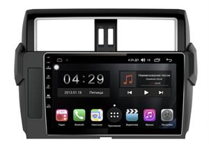 Farcar XH347/531R (S400) с DSP + 4G SIM (6/128ГБ) для Toyota Land Cruiser Prado 150 2013-2017 на Android 10.0