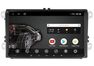 Штатная магнитола VOMI ST1688-TS9 для Volkswagen универсальная на Android 10.0