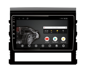 Штатная магнитола VOMI ST2727-TS9 для Toyota Land Cruiser 200 2015-2019 на Android 10.0