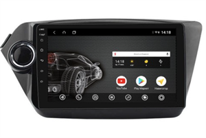 Штатная магнитола VOMI ST2730-TS9 для Kia Rio III 2010-2017 на Android 10.0