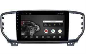 Штатная магнитола VOMI ST2752-TS9 для Kia Sportage IV 2018-2020 на Android 10.0