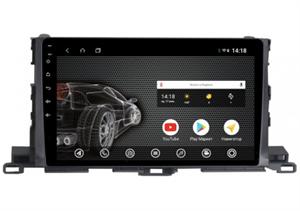 Штатная магнитола VOMI ST2801-TS9 для Toyota Highlander 2014+ на Android 10.0