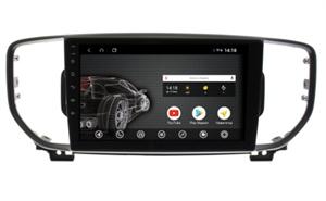 Штатная магнитола VOMI ST2811-TS9 для Kia Sportage IV 2016-2018 на Android 10.0