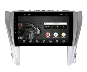 Штатная магнитола VOMI ST2812-TS9 для Toyota Camry V55 2015-2017 на Android 10.0