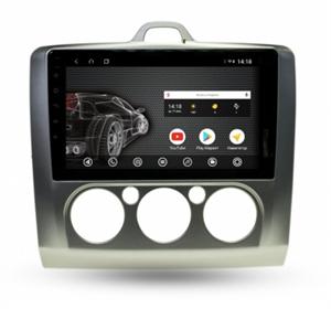 Штатная магнитола VOMI ST2822-TS9 для Ford Focus 2 (кондиционер) 2004-2011 на Android 10.0