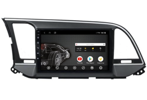 Штатная магнитола VOMI ST2825-TS9 для Hyundai Elantra 2016+ на Android 10.0
