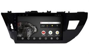 Штатная магнитола VOMI ST2836-TS9 для Toyota Corolla 2012-2016 E180 (дорестайл) на Android 10.0