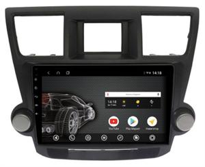 Штатная магнитола VOMI ST2838-TS9 для Toyota Highilander 2009-2014 на Android 10.0