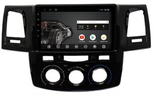 Штатная магнитола VOMI ST2839-TS9 для Toyota Hilux 2011-2015 на Android 10.0