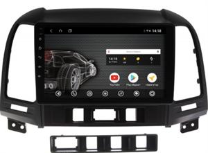 Штатная магнитола VOMI ST2847-TS9 для Hyundai Santa Fe 2 2006-2012 CM на Android 10.0