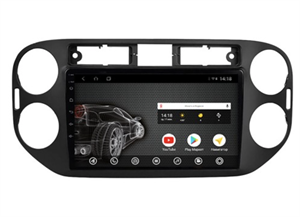 Штатная магнитола Vomi ST2855-TS9 для Volkswagen Tiguan, Golf Plus 2004-2014 на Android 10