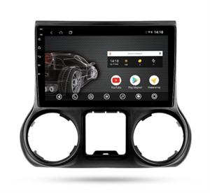 Штатная магнитола VOMI ST2857-TS9 для Jeep Wrangler 2011-2014 на Android 10.0