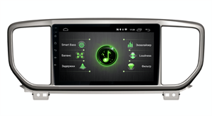 INCAR DTA-1810 для KIA Sportage IV 2018-2020 на Android 10