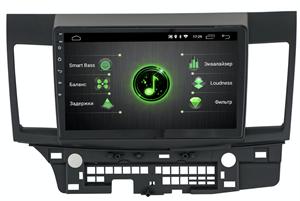 INCAR DTA-6102 для Mitsubishi Lancer X 2007-2017 на Android 10
