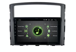 INCAR DTA-6104 для Mitsubishi Pajero 4 2006-2019 на Android 10