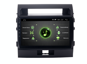 INCAR DTA-2216 для Toyota LC 200 2016-2019 на Android 10