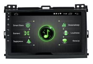 INCAR DTA-2209 для Lexus GX 470 2002-2009 на Android 10