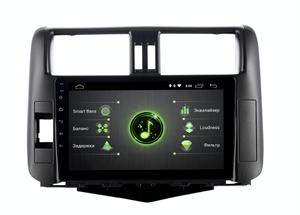 INCAR DTA-2207 для Toyota Land Cruiser Prado 150 2009-2013 на Android 10