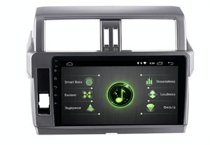INCAR DTA-2208 для Toyota Land Cruiser Prado 150 2014-2017 на Android 10