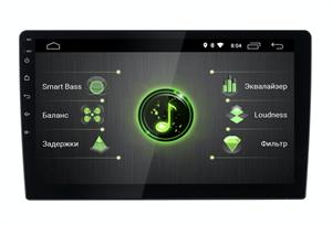 INCAR DTA-7710U 2 DIN универсальная магнитола на Android 10