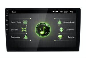 INCAR DTA-7709U 2 DIN универсальная магнитола на Android 10