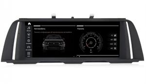 Штатная магнитола Roximo RW-2703QC для BMW 5 F10/F11(2011-2012) CIC на Android 9.0