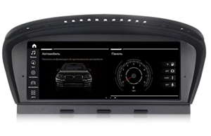 Штатная магнитола Roximo RW-2707QC для BMW 3 E90, 5 E60 (2009-2012) для CIC на Android 9.0