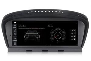 Штатная магнитола Roximo RW-2707QCC для BMW 3 E90, 5 E60 (2004-2009) для CCC на Android 9.0