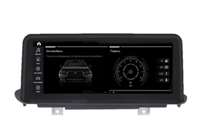 Штатная магнитола Roximo RW-2716QN для BMW X5 F15 (2014-2017), X6 F16 (2015-2018) для NBT на Android 9.0