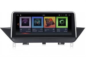Штатная магнитола Roximo RW-2704C-2gb для BMW X1 E84 (2009-2015) для CIC на Android 8.1