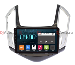 DjAvto 4598 - 4015 для Chevrolet Cruze I 2012-2015 c DSP на Android 9.0