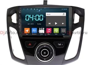 DjAvto 4657 - 4015 для Ford Focus III 2012 - 2015 c DSP на Android 9.0