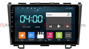 DjAvto 4473 - 4015 для Honda CR-V III 2007 - 2012 c DSP на Android 9.0