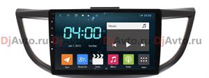 DjAvto 4654 - 4018 для Honda CR-V IV 2012 - 2017 c DSP на Android 9.0