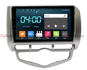 DjAvto 4587 - 4015 для Honda Fit  2001 - 2007 c DSP на Android 9.0