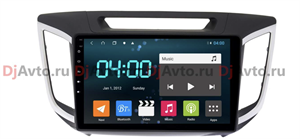 DjAvto 4485-4015 для Hyundai Creta, Ix25 2016-2021 c DSP на Android 9.0
