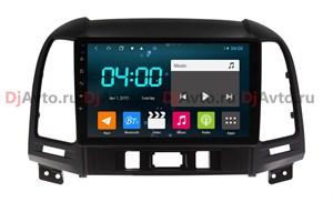 DjAvto 4478 - 4015 для Для Hyundai Santa FE II 2006 - 2012 c DSP на Android 9.0