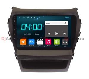 DjAvto 4479 - 4015 Для Hyundai Santa FE, ix45 2012 - 2020 c DSP на Android 9.0
