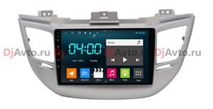 DjAvto 4480 - 4015 Для Hyundai Tuscon III 2015 - 2018 c DSP на Android 9.0