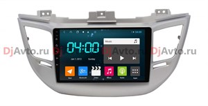 DjAvto 4481 - 4015 Для Hyundai Tuscon III 2015 - 2018 c DSP на Android 9.0