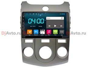 DjAvto 4492 - 4015 для Kia Cerato 2009 - 2013, Forte 2008-2013 c DSP на Android 9.0
