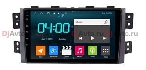 DjAvto 4497 - 4015 для Kia Mohave 2008 - 2018 c DSP на Android 9.0