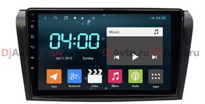 DjAvto 4502-4015 для Mazda 3, Axela 2003-2009 c DSP на Android 9.0