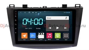 DjAvto 4501 - 4015 для Mazda 3, Axela 2009-2013 c DSP на Android 9.0