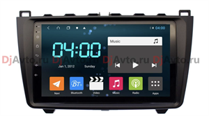 DjAvto 4503 - 4015 для Mazda 6 (GH), Attenza 2007-2012 c DSP на Android 9.0