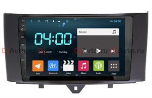 DjAvto 4597-4015 для Mercedes-Benz Smart  2007 - 2015 c DSP на Android 9.0